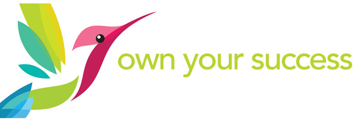 own your success logo