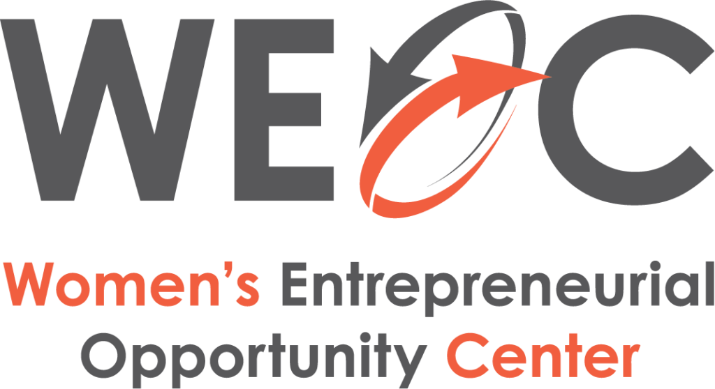 women's entrepreneurial opportunity center logo