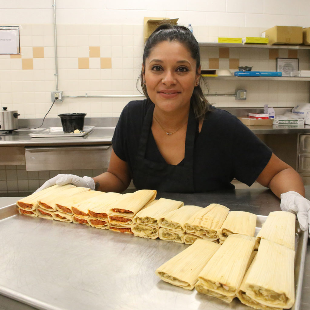 Stephanie Ruiz The Hot Tamale Co